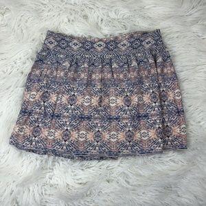XXI Juniors Small Pink A Line Skirt